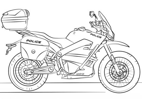 kleurplaat-motoren14