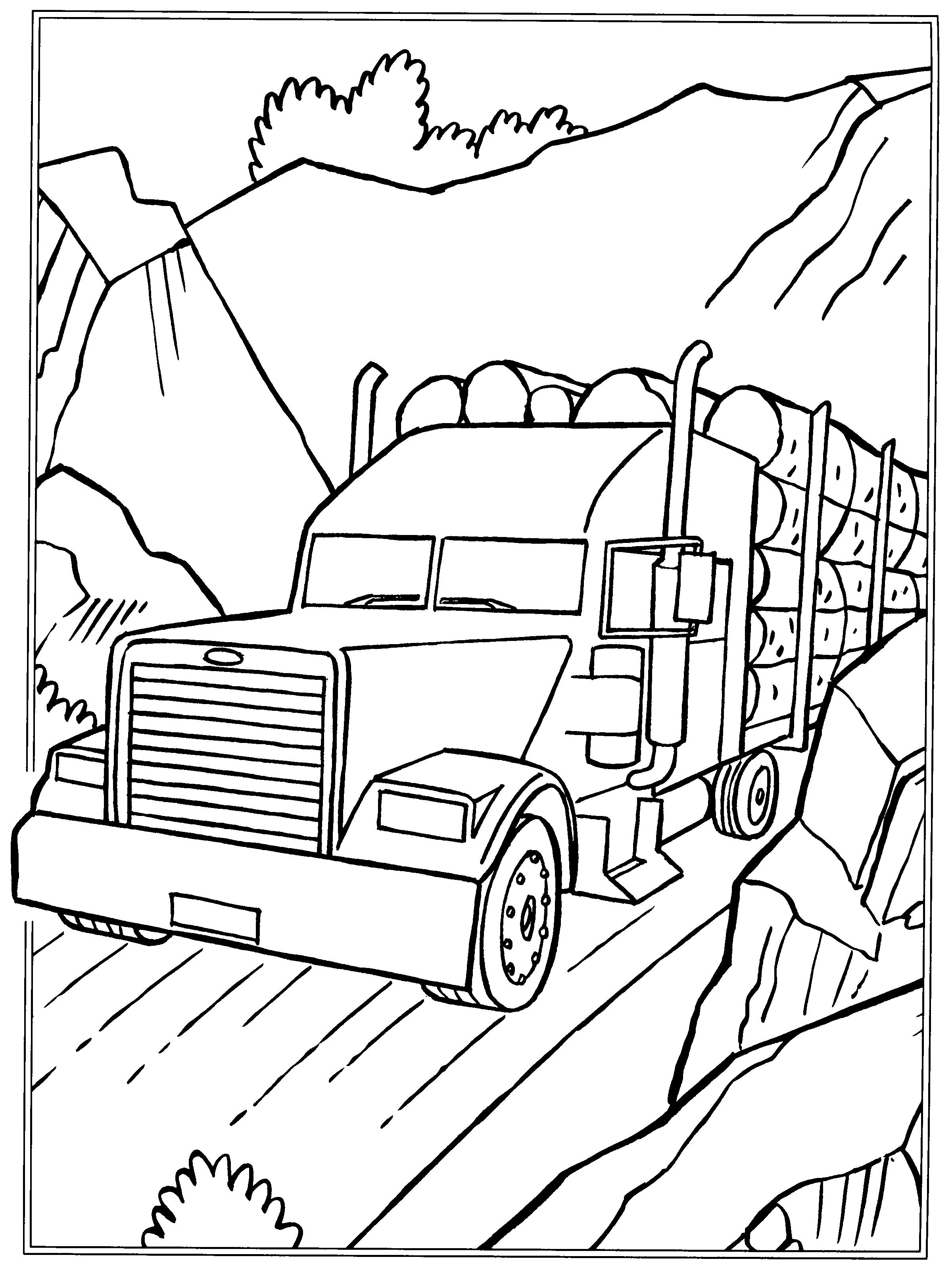 kleurplaat-vrachtwagen05