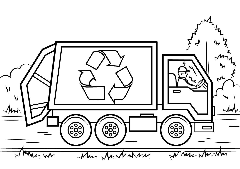 kleurplaat-vrachtwagen12