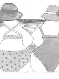 Afbeeldingen Kleurplaten Voor Volwassenen Dikke Dames Kleurplaten Topkleurplaat Nl