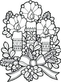 Winter Kleurplaten Bovenbouw.85 Kerst Kleurplaten Gratis Te Printen Topkleurplaat Nl