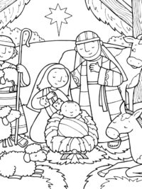 Kleurplaten Kerstmis Peuters.85 Kerst Kleurplaten Gratis Te Printen Topkleurplaat Nl