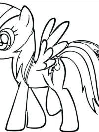 Kleurplaten My Little Pony Princess Celestia.20 Gratis Te Printen My Little Pony Kleurplaten
