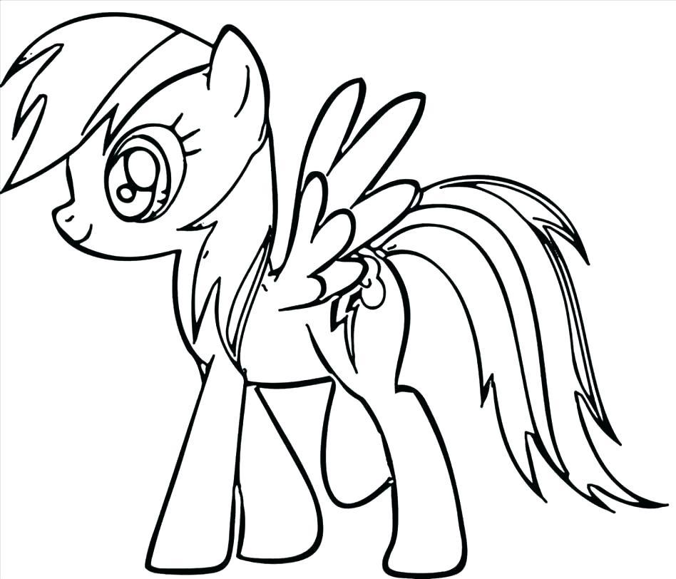 my little pony kleurplaat 28
