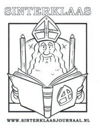 Kleurplaten Sinterklaas Mandala.75 Sinterklaas Kleurplaten Gratis Printen En Kleuren