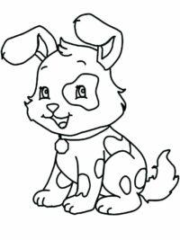 Kleurplaten Honden Voor Volwassenen.Kleurplaten Hond Topkleurplaat Nl
