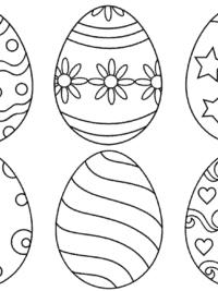 Kleurplaten Pasen Eieren.45 Kleurplaten Pasen 2019 Gratis Te Printen