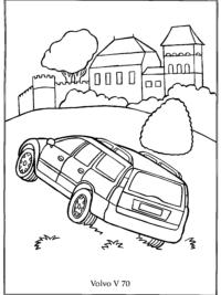 30 Auto Kleurplaten Topkleurplaat Nl