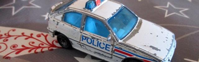 Kleurplaten politie