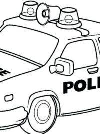 Kleurplaten Politieauto.Kleurplaten Politie Topkleurplaat Nl