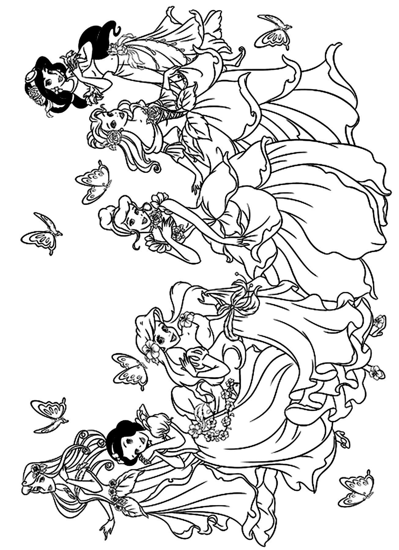 prinsessen-disney