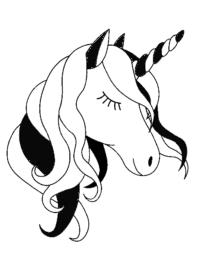 Moeilijke Kleurplaten Van Paarden 25 Gratis Te Kleuren Kleurplaten Eenhoorn