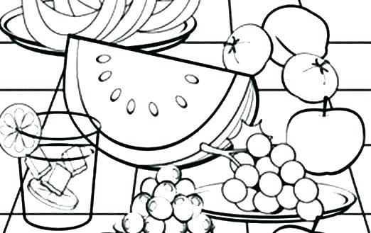 kleurplaten eten en drinken aby06 agbc
