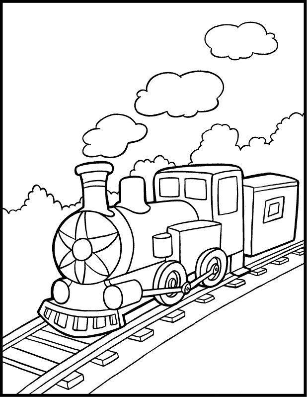 kleurplaat-trein-05