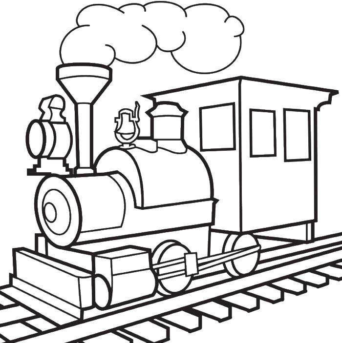 kleurplaat-trein-09