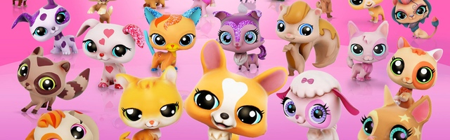 Littlest Pet Shop kleurplaten