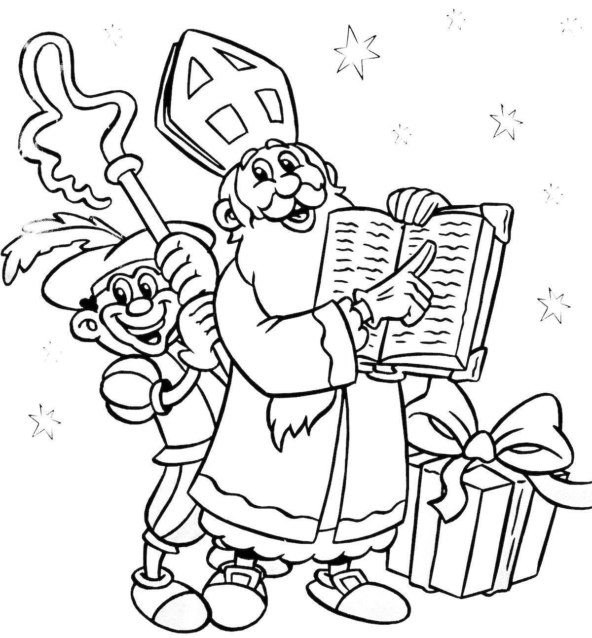 Blije Sint & Piet