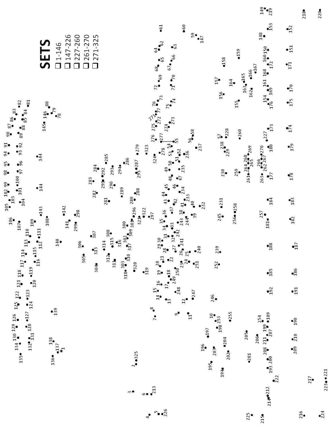 dot-to-dot volwassenen 04