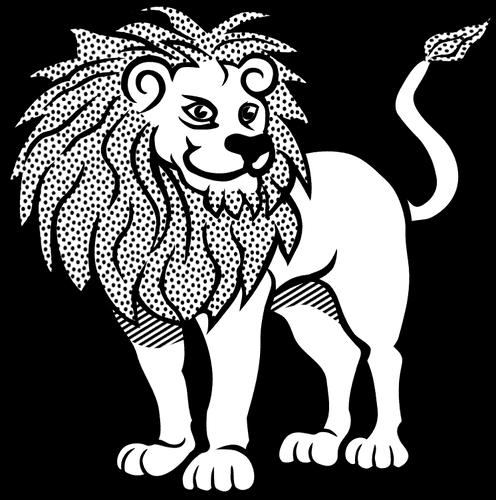 kleurplaat-leeuw-08
