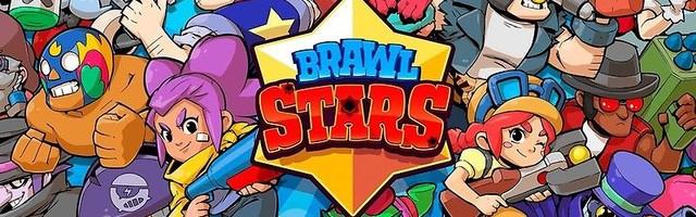 Brawl Stars kleurplaten