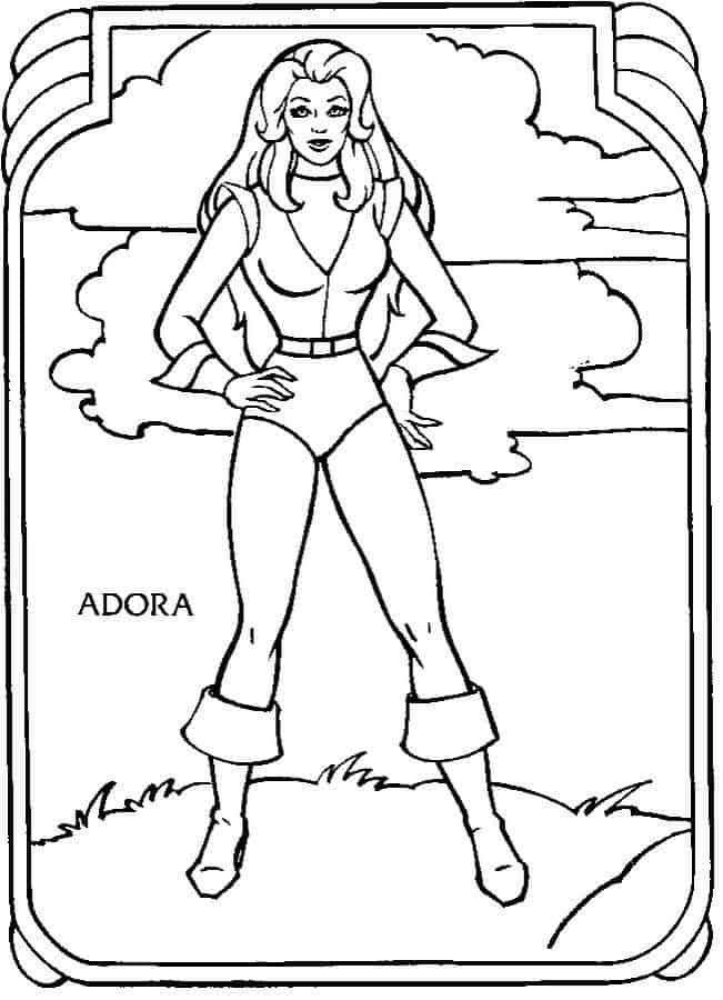 Adora van She-Ra