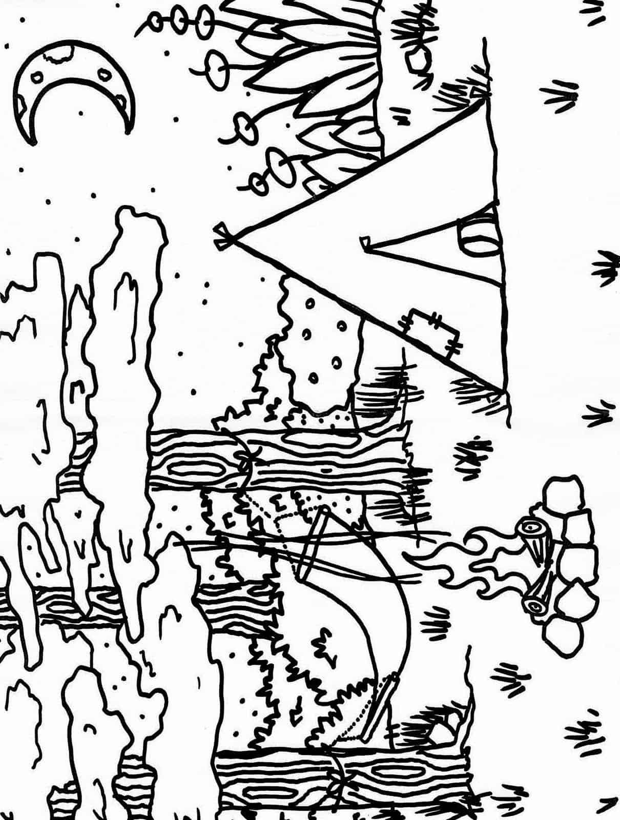 kamperen-camping-kleurplaat-03