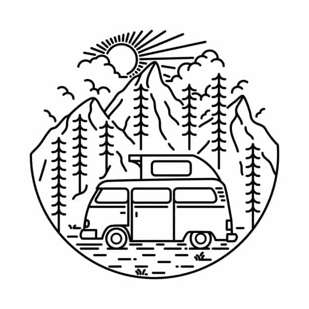 kamperen-camping-kleurplaat-06