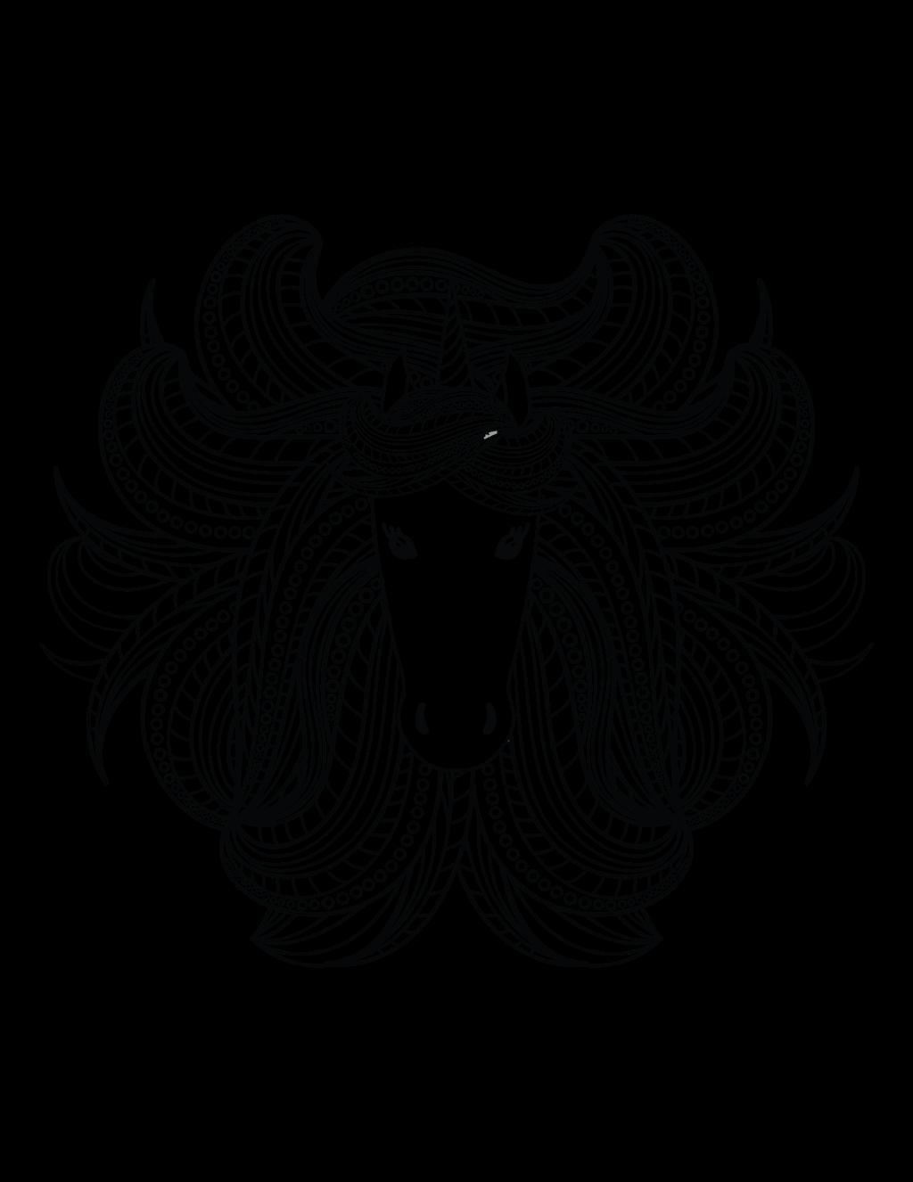 unicorn-kleurplaat-moeilijk-01