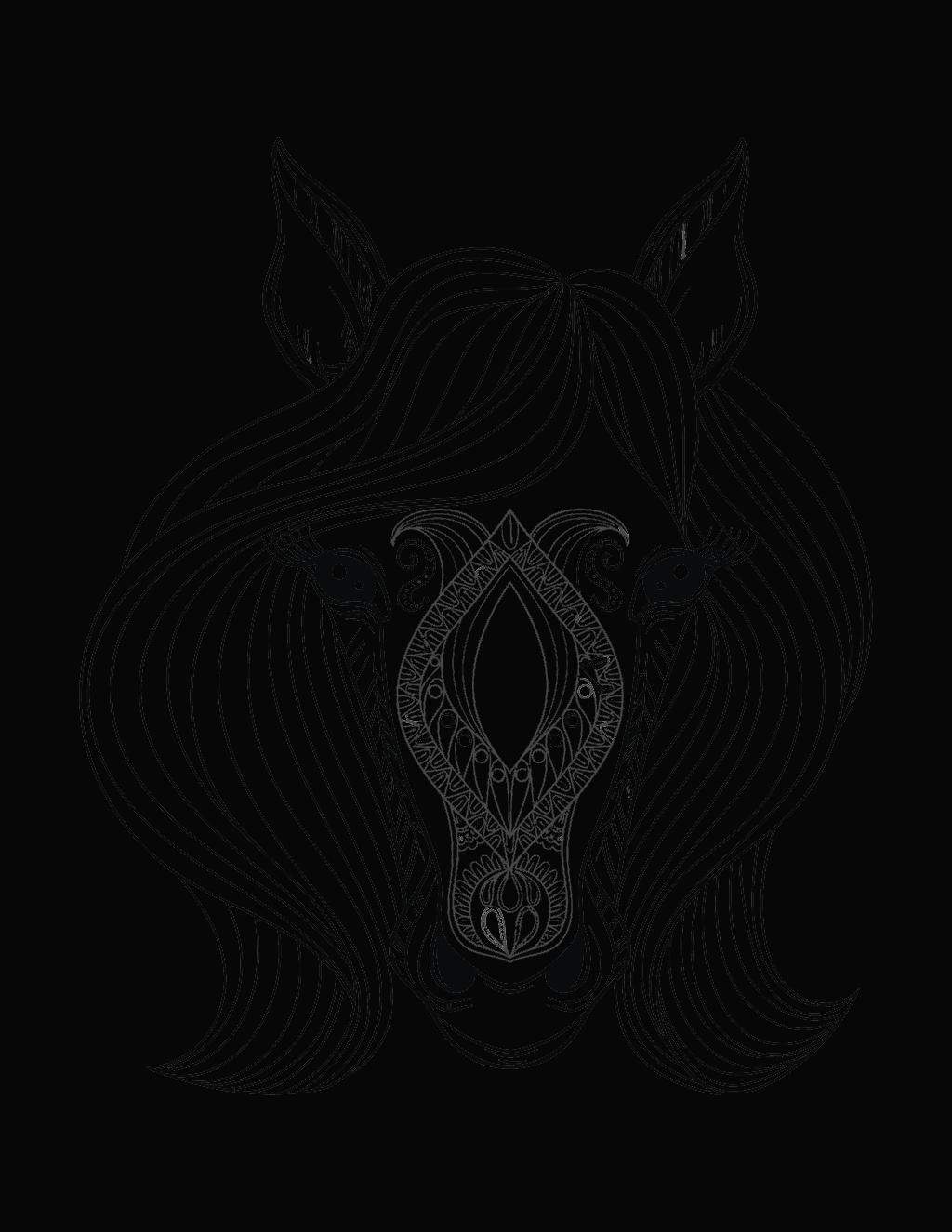 unicorn-kleurplaat-moeilijk-03