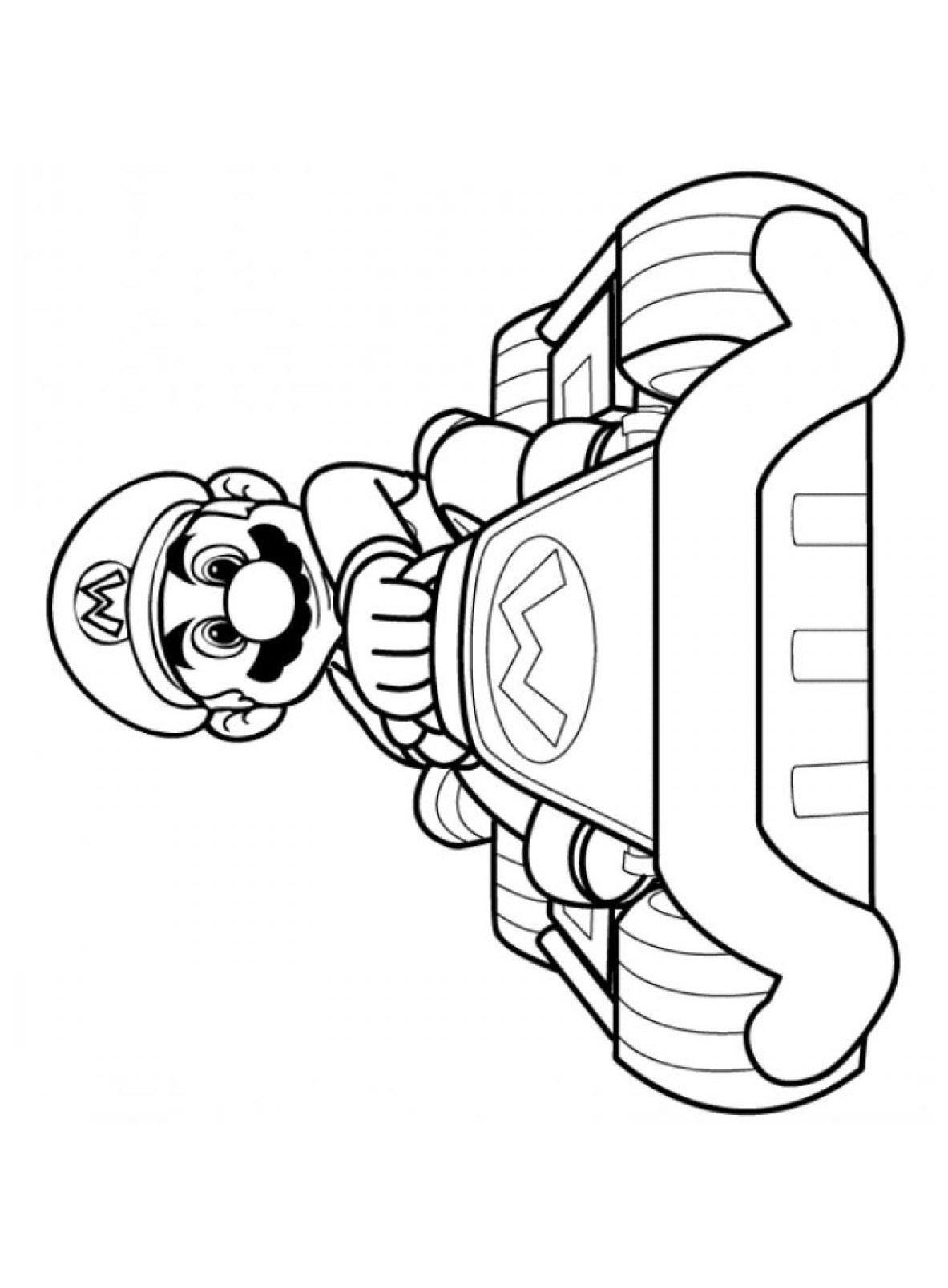 Mario Kart 01